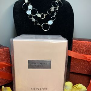 """Perfume """"So In Love"""" By Victoria Secret & Accesories for Sale in Hialeah, FL"""
