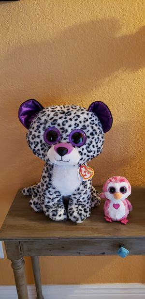 TY Beanie Boo's Jumbo Leopard New for Sale in Pembroke Pines, FL
