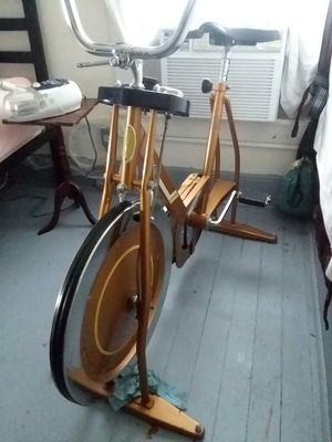 """old exercise bike from the 70"""" or 80"""" for Sale in Abilene, TX"""