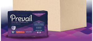 Prevail overnight underwear small/medium for Sale in Carson, CA