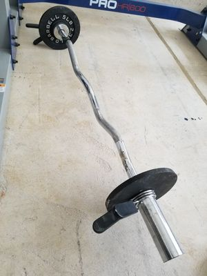 Weights and bars for Sale in Fayetteville, NC