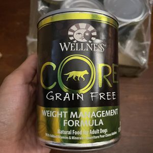 Wellness CORE Grain free Weight Management Canned Food for Sale in Lynwood, CA