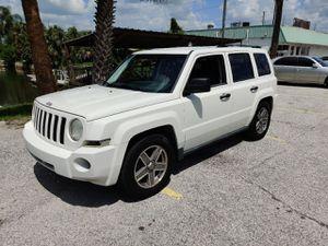 2007 Jeep Patriot for Sale in Hudson, FL