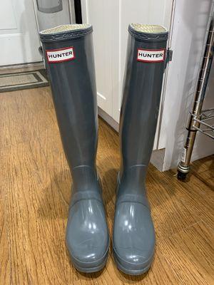 Hunter rain boots for Sale in Miami, FL