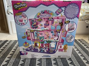 Shopkins super mall play set for Sale in Lake Wales, FL