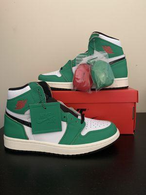 Air Jordan Lucky Green Size 8W for Sale in Bailey's Crossroads, VA