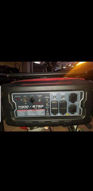 8750 Generator for Sale in Davenport, FL