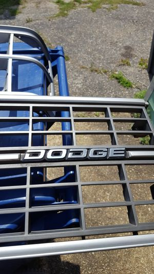 Front grille and headlight trim for a Dodge Caravan for Sale in Lanoka Harbor, NJ