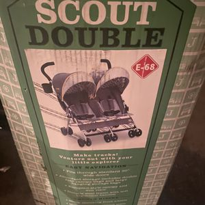 Double Stroller for Sale in Stone Mountain, GA