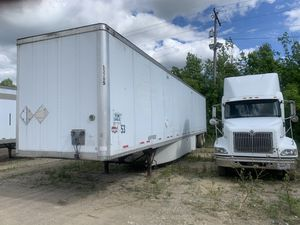 """53"""" Wabash trailer for Sale in Columbus, OH"""