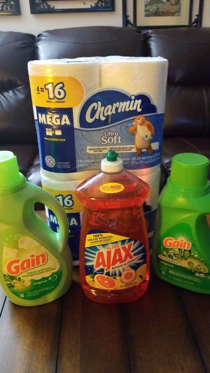 Gain and Charmin for Sale in Silver Spring, MD