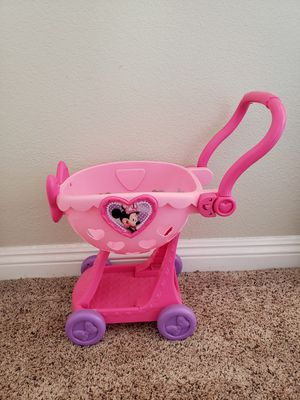 Minnie Mouse shopping cart for Sale in Wildomar, CA