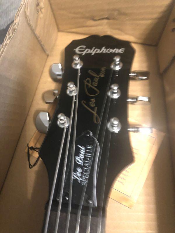 Les Paul Special II SE Guitar