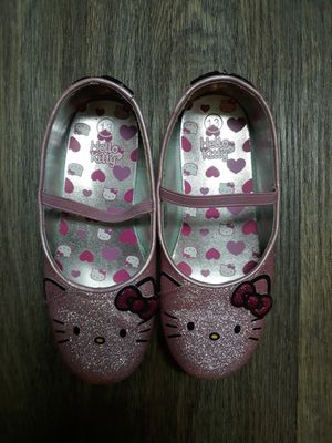 Size 13 hello kitty shoes for Sale in Coral Springs, FL