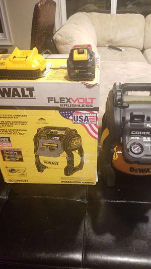 Dewalt compressor kit for Sale in San Jose, CA