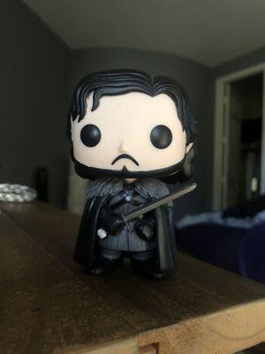 Jon Snow POP figure for Sale in Riverside, CA