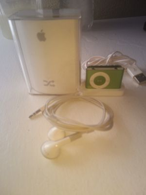 iPod shuffle 1 gig brand new for Sale in Monrovia, CA