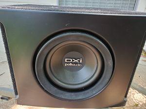 Polk Audio woofer for Sale in Spring, TX