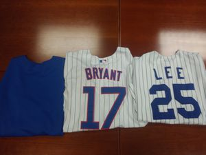 Chicago Cubs jersey lot XL for Sale in Jacksonville, FL