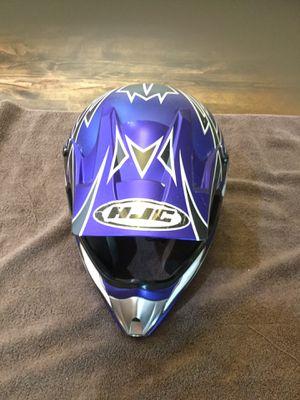 HJC CL-X4 N8 Dawg Motocross Helmet, 60 cm for Sale in Chandler, AZ