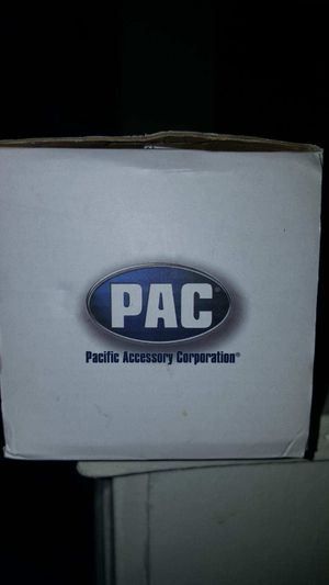 Pac battery isolator 40.00 obo. For car audio. Separate main battery power. for Sale in Maple Heights, OH