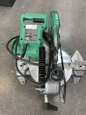 Hitachi mitre saw for Sale in Pflugerville, TX