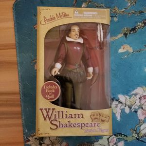William Shakespeare Action Figure for Sale in San Marcos, CA