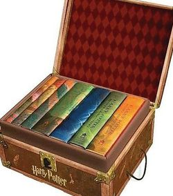 Complete Set Harry Potter Books 1-7 for Sale in San Dimas,  CA