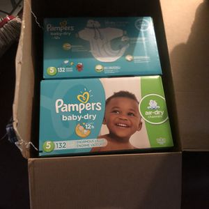 Pampers for Sale in Fort Worth, TX