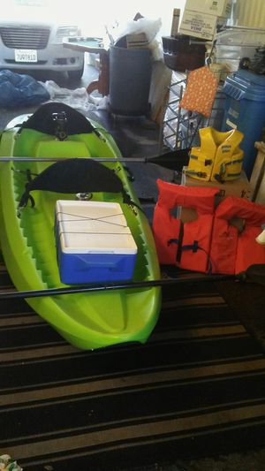 3 person kyak for Sale in Ontario, CA