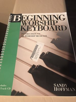 Beginners Piano Keyboard Book Music for Sale in Surprise, AZ