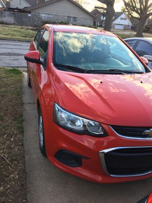 Golden Auto Sale and Lease. 2017 Chevy Sonic w/113k miles. Automatic LT, backup camera very clean. Asking $8000 for Sale in Tulsa, OK