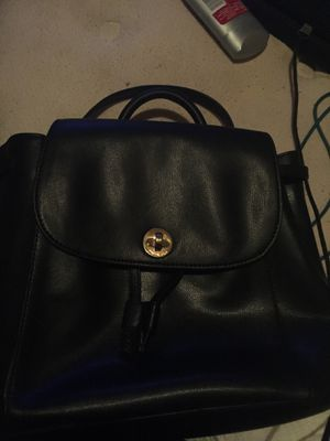 Black Michael Kors Backpack for Sale in Tampa, FL