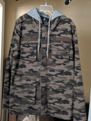 Camo hoodie jacket for Sale in Orlando, FL