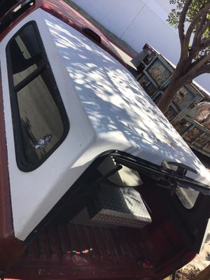 Camper for sale 4by 5 ..it may fit on ur truck150 obo... for Sale in National City, CA