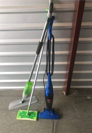 Cleaning mop & vacuum for Sale in Riverdale, GA