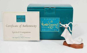 WDCC Disney The Nightmare Before Christmas 'Spirited Companion' Zero Figurine for Sale in Kent, WA