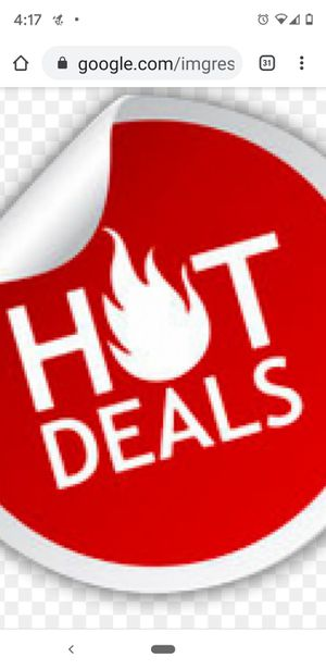 CHECK OUT MY HOT DEALS . CLICK ON MY NAME AND LOOK OVER MY INVENTORY for Sale in Stockton, CA