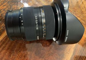 Sony Alpha Lens for Sale in McMinnville, OR