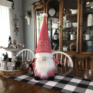 Rae Dunn Large Holly Jolly Gnome 2 Ft Tall for Sale in Brooksville, FL