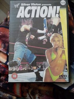 Wwf Action zone Dvd for Sale in Chicago,  IL