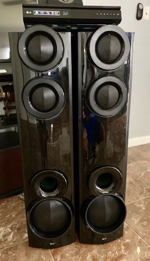 LG LHB675 . 3D BLU-RAY HOME THEATER . Brand new. for Sale in San Antonio, TX