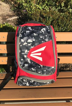 Easton Equipment Backpack for baseball softball for Sale in Chino, CA