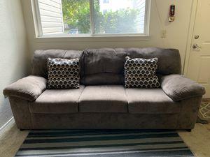3 seater sofa u pick for Sale in Beaverton, OR