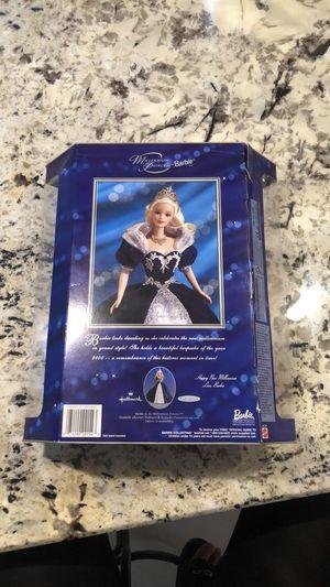 Special Millennium Edition Millennium Princess Barbie for Sale in Union Park, FL