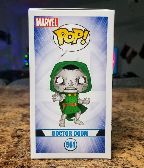 Dr. Doom Funko Pop