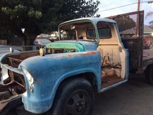 55-59 Chevy Truck cab for Sale in Cutler, CA