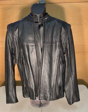 Mens Harley Davidson Leather Jacket (size S) for Sale in Emmaus, PA