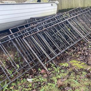 Metal Fence Rail for Sale in Damascus, OR