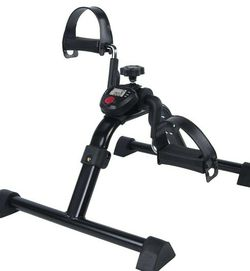 Leg and Arm Folding Pedal Exerciser with Electronic Display for Sale in La Habra Heights,  CA